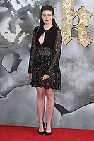 Millie Brady<br /> at the premiere of &quot;King Arthur:Legend of the Sword&quot; at the Empire Leicester Square, London. <br /> <br /> <br /> &copy;Ash Knotek  D3265  10/05/2017