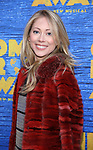 Paten Hughes attends the Broadway Opening Night performance for 'Come From Away' at the Gerald Schoenfeld Theatre on March 12, 2017 in New York City.