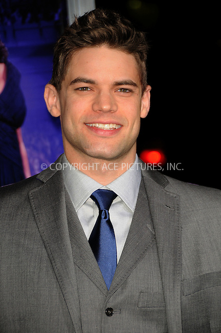 WWW.ACEPIXS.COM . . . . .....January 9 2012, LA....Jeremy Jordan arriving at the 'Joyful Noise' Los Angeles Premiere at Grauman's Chinese Theatre on January 9, 2012 in Hollywood, California.....Please byline: PETER WEST - ACE PICTURES.... *** ***..Ace Pictures, Inc:  ..Philip Vaughan (212) 243-8787 or (646) 679 0430..e-mail: info@acepixs.com..web: http://www.acepixs.com