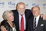 Betsy White, Brian Dennehy and George C. White attend The Eugene O'Neill Theatre Center's 15th Annual Monte Cristo Award honoring Nathan Lane at The Edison Ballroom on April 13, 2015 in New York City.