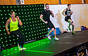 Body Attack :  Les Mills Launch Falkirk Community Trust Circuit Fitness.