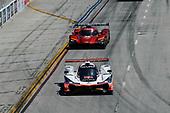 #7 Acura Team Penske Acura DPi, P: Helio Castroneves, Ricky Taylor, #55 Mazda Team Joest Mazda DPi, P: Jonathan Bomarito, Harry Tincknell