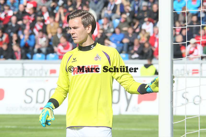 Thomas Kessler (Koeln) - FSV Frankfurt vs. 1. FC Koeln, Frankfurter Volksbank Stadion