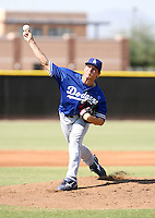 Ethan Martin / Los Angeles Dodgers 2008 Instructional League..Photo by:  Bill Mitchell/Four Seam Images