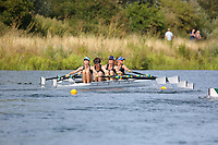 Race: 108  W.4x- (Band 2)  Heat 1<br /> <br /> Peterborough Summer Regatta 2018 - Saturday<br /> <br /> To purchase this photo, or to see pricing information for Prints and Downloads, click the blue 'Add to Cart' button at the top-right of the page.