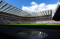 A general view of St James' Park shortly after kick off during Newcastle United vs Tottenham Hotspur, Premier League Football at St. James' Park on 13th August 2017