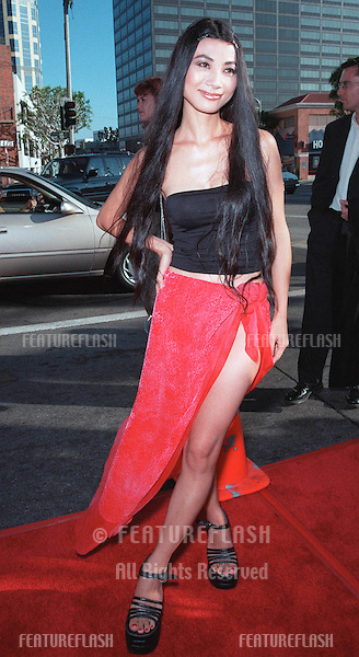 "25JUL99: Actress BAI LING at the Los Angeles premiere of  ""Runaway Bride"" which stars Richard Gere & Julia Roberts..© Paul Smith/ Featureflash"