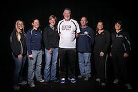 Area softball coaches.  Connally Laura Mehl; Stony Point, Christen Jonse; Round Rock, Jennifer Painter; Pflugerville, David Sisson; Hendrickson, Douglas Harrigan; Westwood, Tiffany Gates; Cedar Ridge, Jessica Poole. (LOURDES M SHOAF for Round Rock Leader.)