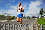 Mark Cusheen pictured at the Rose of Tralee International 10k Race in Tralee on Sunday.