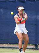 June 14th 2017, Nottingham,  England; WTA Aegon Nottingham Open Tennis Tournament day 5;