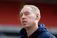 Swansea City manager Steve Cooper walks on the pitch prior to the Sky Bet Championship match between Barnsley and Swansea City at Oakwell Stadium, Barnsley, England, UK. Saturday 19 October 2019