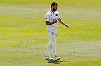 Shane Snater of Essex prepares to bowl during Kent CCC vs Essex CCC, Friendly Match Cricket at The Spitfire Ground on 27th July 2020