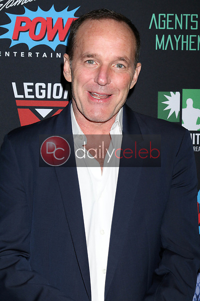 "Clark Gregg<br /> at ""Excelsior! A Celebration of the Amazing, Fantastic, Incredible & Uncanny Life of Stan Lee,"" TCL Chinese Theater, Hollywood, CA 01-30-19<br /> David Edwards/DailyCeleb.com 818-249-4998"