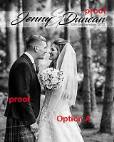 Jenny & Duncan Wedding Album Proof