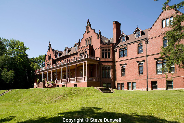 Ventfort mansion, Berkshire hills, Lenox, MA