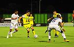 Alianza Petrolera venció 3-2 a Millonarios. Fecha 8 Liga Águila II-2018.