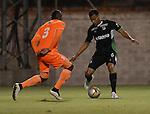 Envigado FC y Deportivo Cali igualaron 1-1 en el Polideportivo Sur de Envigado, en el inicio de la fecha 13 del rentado nacional.