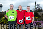 At the third annual Kerins O'Rahillys 10k will be run in memory of Pat Healy were Tom Browne, Jim Tobin, Tony Sullivan
