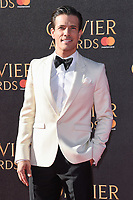 Danny Mac at The Olivier Awards 2017 at the Royal Albert Hall, London, UK. <br /> 09 April  2017<br /> Picture: Steve Vas/Featureflash/SilverHub 0208 004 5359 sales@silverhubmedia.com