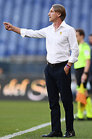 Davide Nicola coach of Genoa during the Serie A football match between Genoa CFC and SSC Napoli stadio Marassi in Genova ( Italy ), July 08th, 2020. Play resumes behind closed doors following the outbreak of the coronavirus disease. <br /> Photo Matteo Gribaudi / Image / Insidefoto