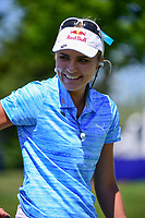 Lexi Thompson (USA) prepares for her round before Sunday's final round of the 2017 KPMG Women's PGA Championship, at Olympia Fields Country Club, Olympia Fields, Illinois. 7/2/2017.<br /> Picture: Golffile | Ken Murray<br /> <br /> <br /> All photo usage must carry mandatory copyright credit (&copy; Golffile | Ken Murray)