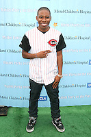 SANTA MONICA, CA - OCTOBER 21:  Carlon Jeffery at the Mattel Party On The Pier Benefiting Mattel Children's Hospital UCLA - Red Carpet at Pacific Park at Santa Monica Pier on October 21, 2012 in Santa Monica, California. © mpi20/MediaPunch Inc. /NortePhoto