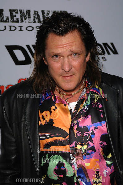 Actor MICHAEL MADSEN at the Los Angeles premiere of his new movie Sin City..March 28, 2005 Los Angeles, CA..© 2005 Paul Smith / Featureflash