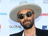 BEVERLY HILLS, CA - FEBRUARY 10: Sebastian Mika, at Global CINEMATHEQUE presents the World Cinema Awards ceremony at the Residence du Consul de France in Beverly Hills California on February 10, 2020. <br /> CAP/MPIFS<br /> ©MPIFS/Capital Pictures