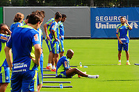 SAO PAULO, SP, 04 Janeiro 2012.Reapresentacao do Palmeiras CT  (FOTO: ADRIANO LIMA - NEWS FREE)