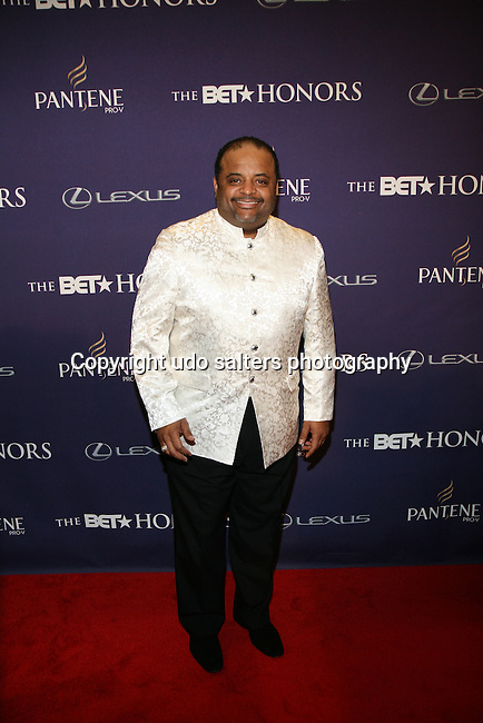 Roland Martin Attends BET NETWORKS CELEBRATES BLACK EXCELLENCE WITH BET HONORS 2013 Hosted By Gabrielle Union<br /> Held at The Warner Theatre in Washington, D.C.  1/12/13