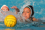 Manhattan Beach, CA 02/09/11 - Sara Booth (Mira Costa #19) in action during the final regular season game at Mira Costa High School, Mira Costa defeated Redondo 12-6 for a Bay League title.