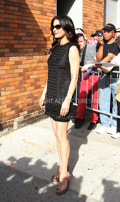 WWW.ACEPIXS.COM . . . . .  ....June 14 2012, New York City....Actress Catherine Zeta Jones mader an appearance at the Jon Stewart Show on June 14 2012 in New York City....Please byline: Zelig Shaul - ACE PICTURES.... *** ***..Ace Pictures, Inc:  ..Philip Vaughan (212) 243-8787 or (646) 769 0430..e-mail: info@acepixs.com..web: http://www.acepixs.com