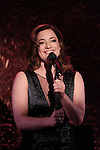 Laura Michelle Kelly previews at FEINSTEIN's/54 Below