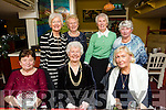 Enjoying their Christmas Party at the Brogue Inn  on Friday were 'The Friday Coffee Morning Group in the Brogue' Front l-r  Kay Browne,  Celine Slattery, Ann Costello Back l-r Ann Maloney, Sheila Sugrue, Phil Daly and Nuala O'Sullivan