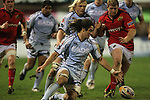 Josh Navidi.Celtic League.Cardiff Blues v Munster.02.11.12.©Steve Pope