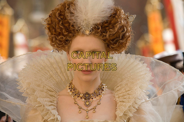 """Reprising the role she originated in the seven-time Academy Award®-nominated """"Elizabeth"""", CATE BLANCHETT returns for a gripping historical thriller laced with treachery and romance--""""Elizabeth: The Golden Age""""."""