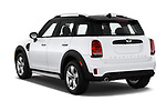 Car pictures of rear three quarter view of 2017 MINI Countryman 5-Door 5 Door Hatchback Angular Rear