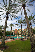 RD- Loews Portofino Bay Hotel at Universal Theme Park - Exterior and Pools, Orlando FL 6 15