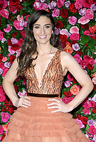 NEW YORK, NY - JUNE 10:Sara Bareilles attends the 72nd Annual Tony Awards at Radio City Music Hall on June 10, 2018 in New York City.  <br /> CAP/MPI/JP<br /> &copy;JP/MPI/Capital Pictures