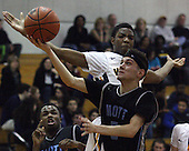 Waterford Mott at Walled Lake Central, Boys Varsity Basketball, 2/13/15