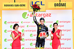 Sylvain Chavanel (FRA) Direct Energie wins the day's combativity prize at the end of Stage 16 of the 104th edition of the Tour de France 2017, running 165km from Le Puy-en-Velay to Romans-sur-Isere, France. 18th July 2017.<br /> Picture: ASO/Alex Broadway | Cyclefile<br /> <br /> <br /> All photos usage must carry mandatory copyright credit (&copy; Cyclefile | ASO/Alex Broadway)