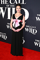 HOLLYWOOD, CA - FEBRUARY 13; Cara Gee at The Call Of The Wild World Premiere on February 13, 2020 at El Capitan Theater in Hollywood, California. Credit: Tony Forte/MediaPunch