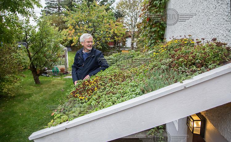 Bent C. Braskerud, sjefingeniør Utredningsavdelingen Vann- og avløpsetaten,  Oslo Kommune<br /> <br />  © Fredrik Naumann/Felix Features