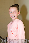 BALLERINA: Jessie McGough, Tralee who did ballet at the Kerry's Got Talent 'WILDCARD' show on Sunday in Siamsa Tire..