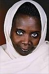 Aminata Sow Fall, Senegalese writer.