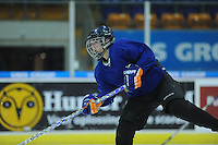 SCHAATSEN: HEERENVEEN: 21-03-2014, IJsstadion Thialf, IJshockeyster Hilde Huisman, ©foto Martin de Jong