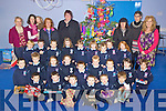 Junior infants from Ardfert national school who each donated a toy to Adapt womens refuge in Tralee.