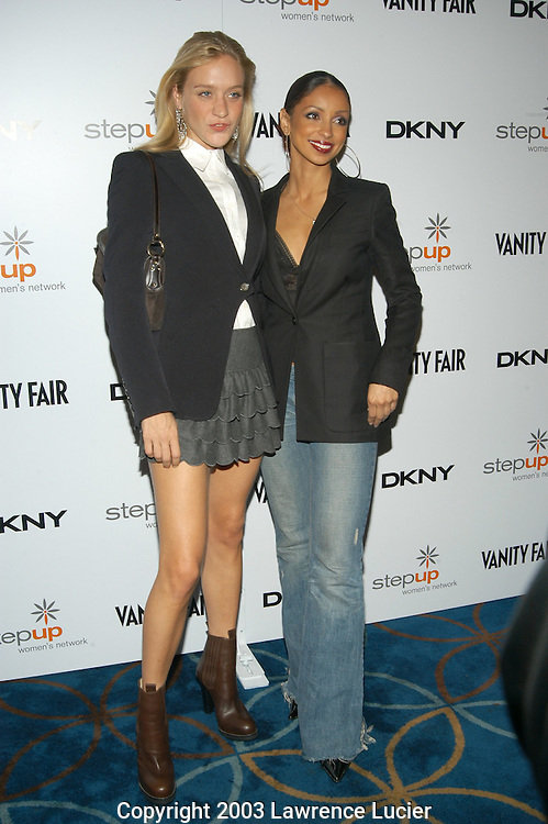 Chloe Sevigny and Mya
