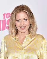 CARSON, CA - JUNE 01: Candace Cameron-Bure attends 2019 iHeartRadio Wango Tango at The Dignity Health Sports Park on June 01, 2019 in Carson, California.<br /> CAP/ROT/TM<br /> ©TM/ROT/Capital Pictures