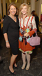 Ileana Trevino and Astrid Van Dyke at the  Monique Lhuillier show at Tootsies Thursday Oct. 30, 2008. (Dave Rossman/For the Chronicle)